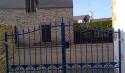 portail ferronnerie